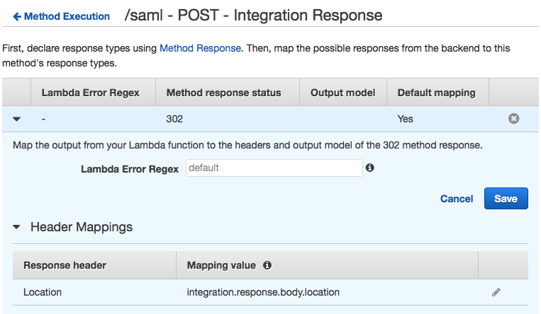 SAML for Your Serverless JavaScript Application: Part I | AWS