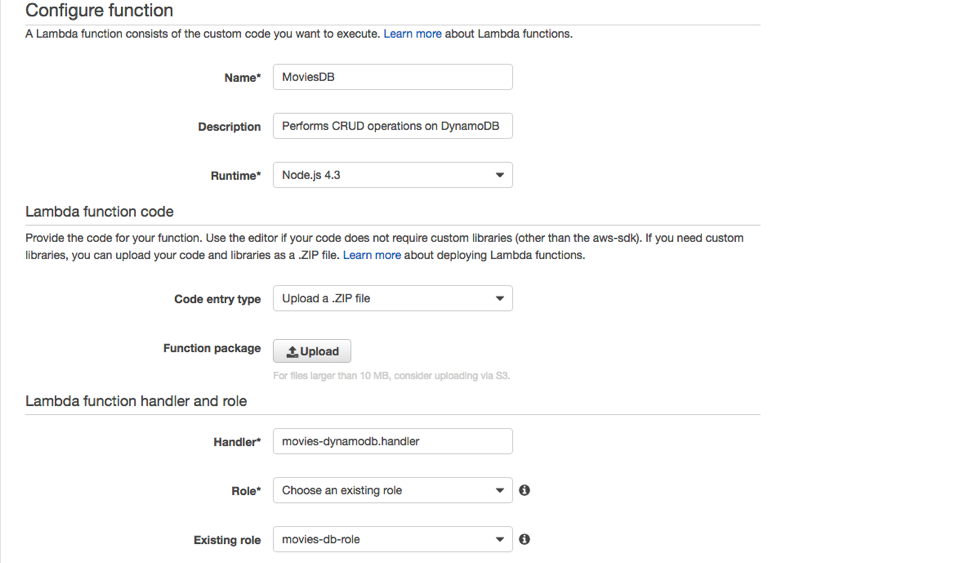 Powering Mobile Backend Services With Aws Lambda And Amazon Api